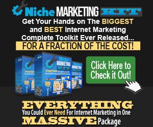 Niche Marketing Toolkit