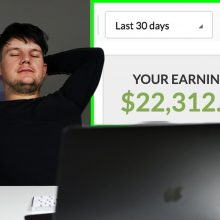 my top affiliate programs I use that pay passive income