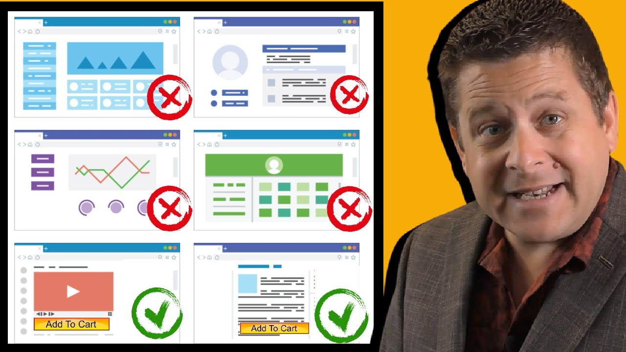 Getting traffic but no conversions? Marcus will show you how to fix that.
