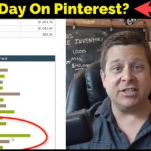 $300 a day on Pinterest?
