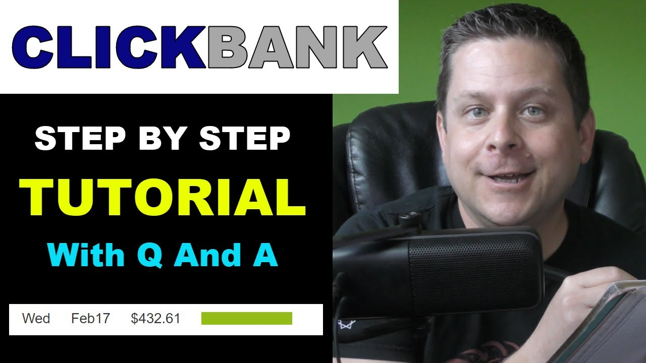 One hour ClickBank tutorial for beginners